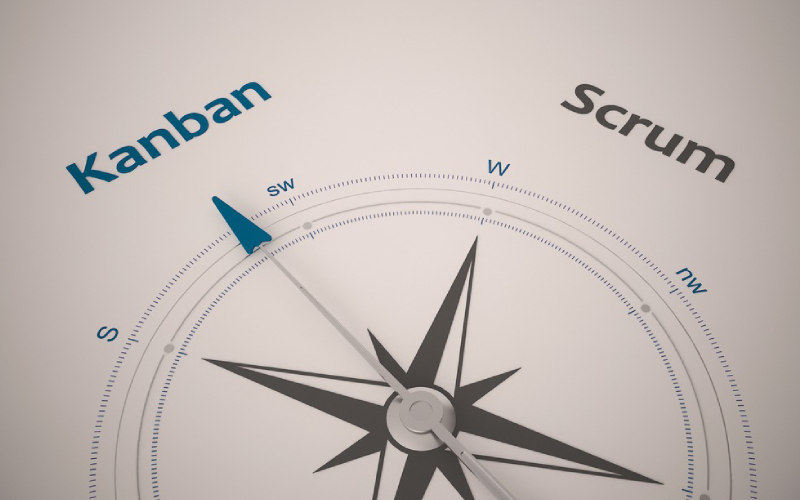 Difference between kanban and scrum