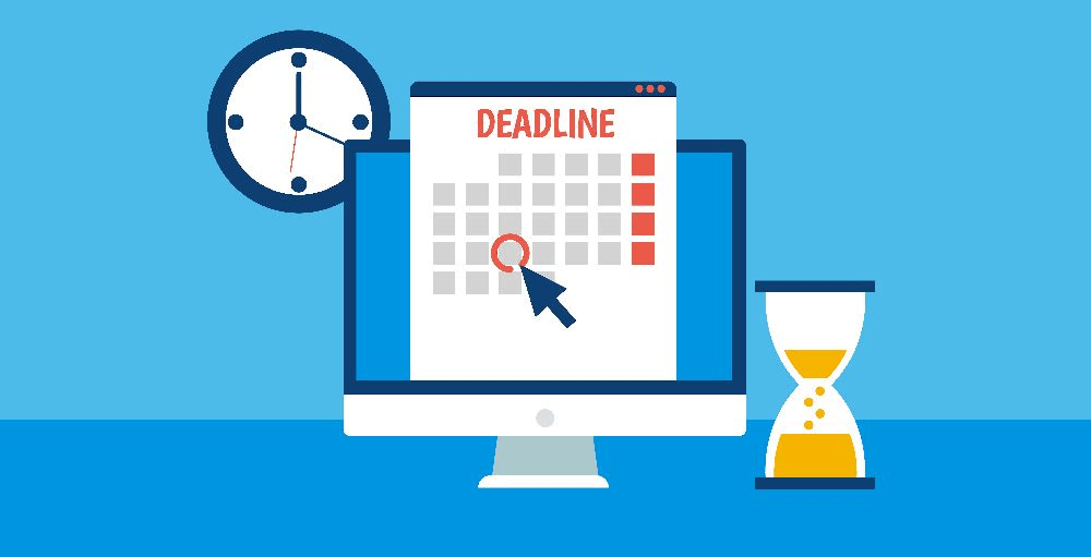 Stay Focused & Meet Daily Deadlines