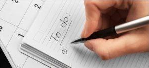 Become More Specific & Define Tasks