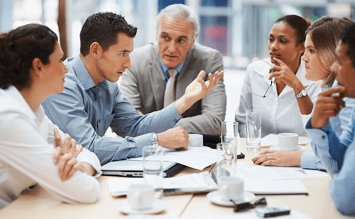 Conduct Intra-team Communication