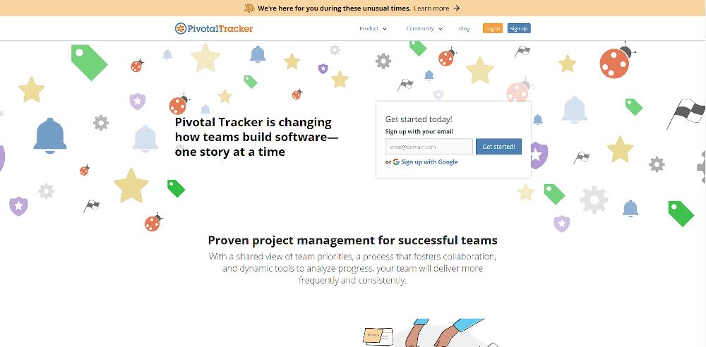 Pivotal Tracker